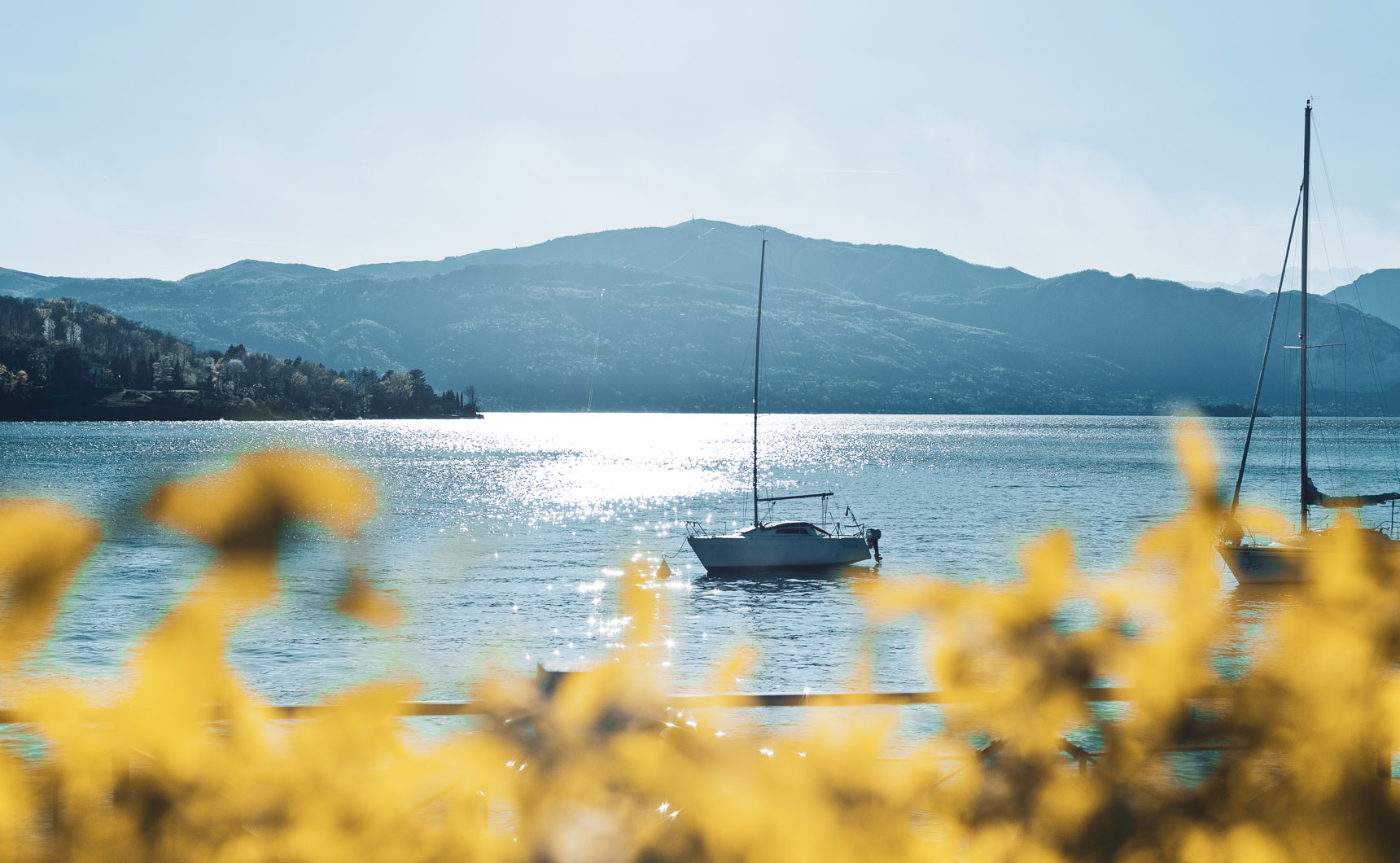 Laveno: lago Maggiore