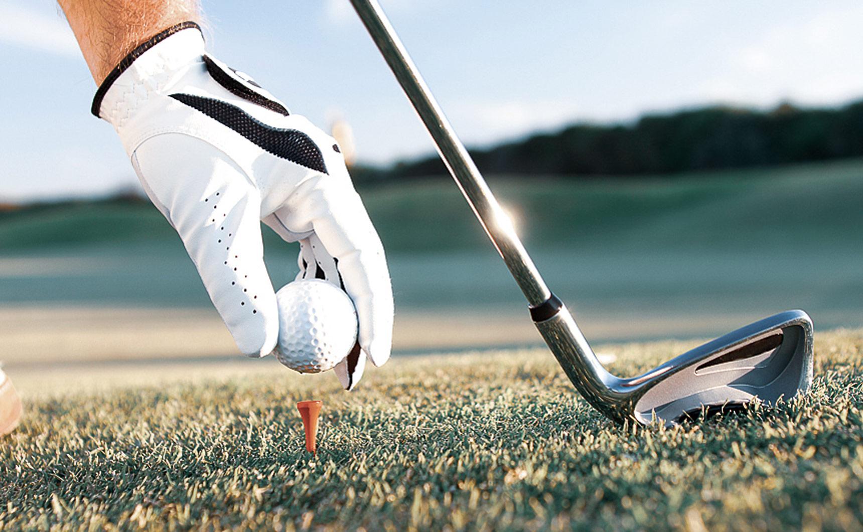Laveno: campo da golf