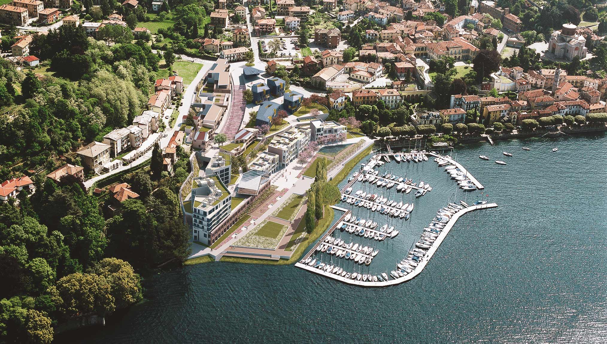 Laveno Premium Real Estate: il progetto