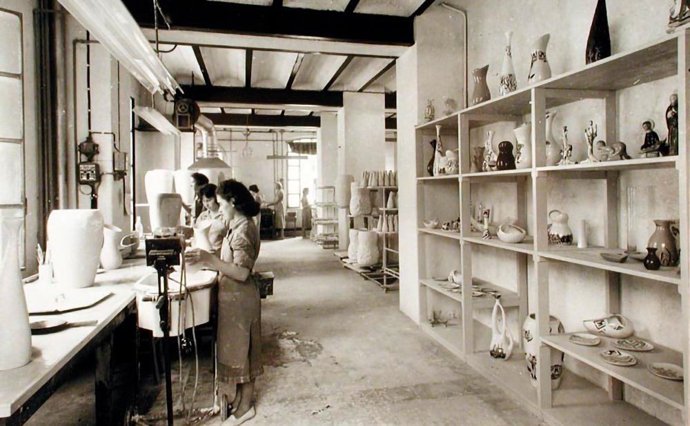 Il progetto/The project Laveno: foto storica