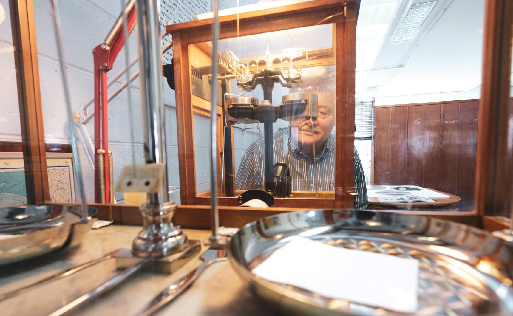 Laveno: bottega artigiana