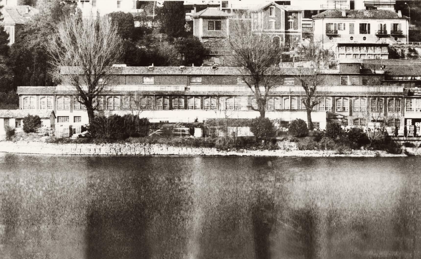 Laveno: foto storica